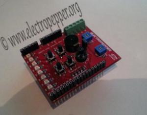 Proto I/Os Arduino Rev. B.